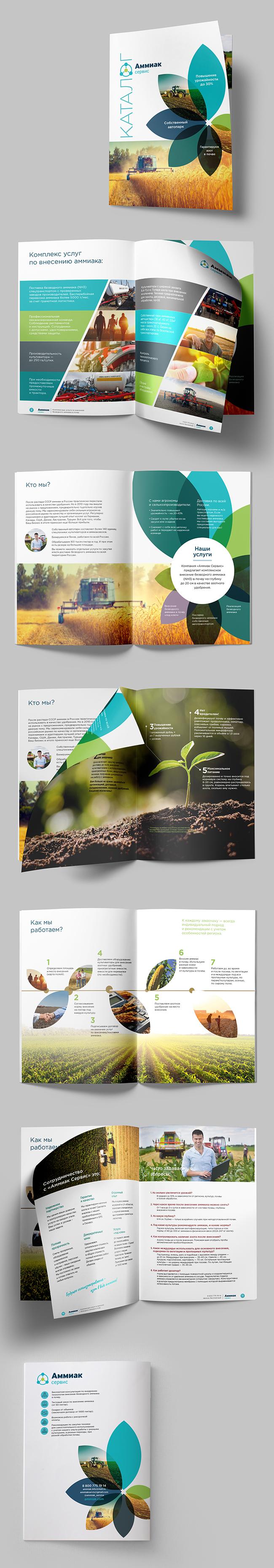 Ammiak Brochures 650